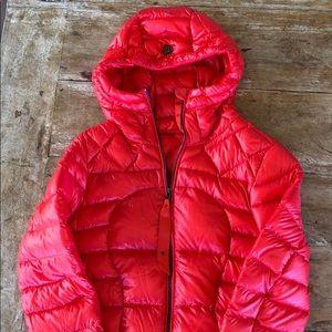 Lululemon Red Pack It Down Jacket